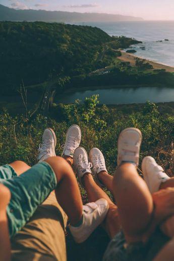 Barefoot Blonde, Amber Fillerup family adventure