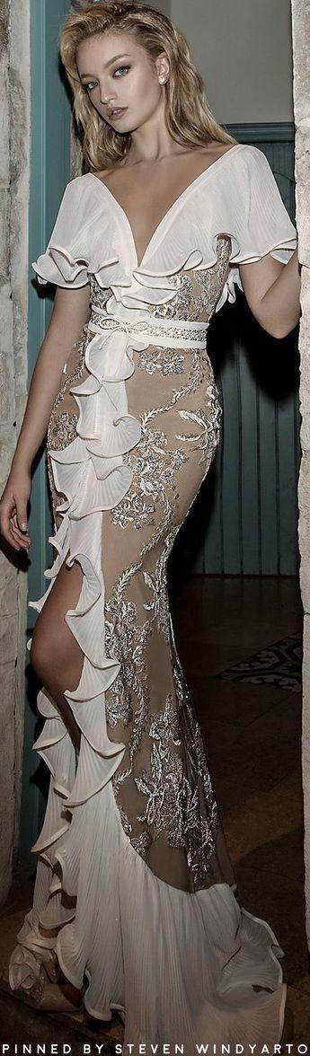 "Dany Mizrachi Spring 2018 Wedding Dresses — ""Jerusalem"" Bridal Collection"