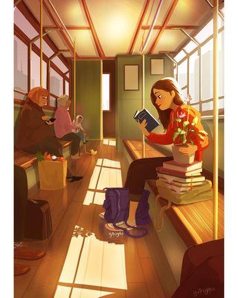 57.1 тыс. отметок «Нравится», 259 комментариев — Yaoyao Ma Van As (@yaoyaomva) в Instagram: «In her own world #illustration»