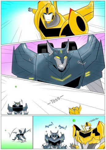 Transformers x Reader Lemon - Just Foun