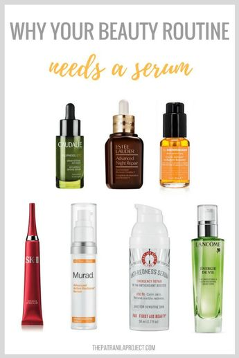 Why You Should Add Serums to Your Beauty Routine Now