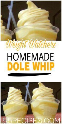 PIN IT... TO REMEMBER IT! #weightwatchers #dolewhip #smartpoints #weight_watchers #desserts