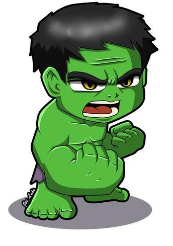 Hulk by JoeLeon