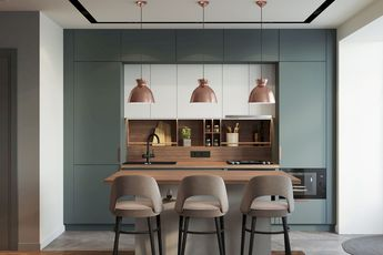 30+ Minimalist But Luxurious Kitchen Design