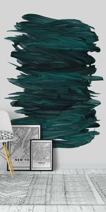 Abstract Minimalism 3 Wall Mural / Wallpaper Art