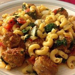 Sausage Pasta - Allrecipes.com