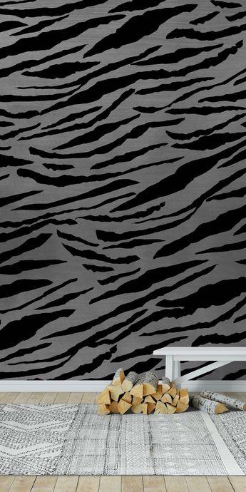 Tiger Animal Print Glam 4 Wall mural