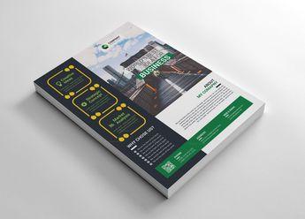 World Corporate Flyers Design 5.99
