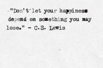 My Favorite CS Lewis Quotes