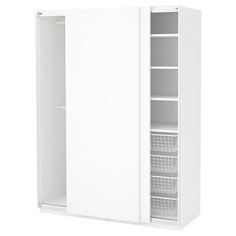 Ikea Garderobekast Pax Bergsbo.Mobili Accessori E Decorazioni Per L Arredamento Della Cas