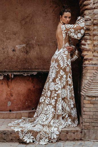 Wild Heart: Rue De Seine Wedding Dresses