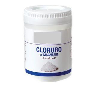Beneficios del Cloruro de Magnesio. - Nueva Mentes