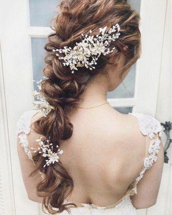 プレ花嫁さん必見♡自分史上最高のキレイを叶える「ブライダルヘア特集」 - LOCARI(ロカリ) #braidedUpdos