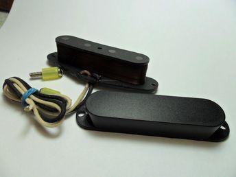 Custom Musicmaster Bass Pickup Hand Wound by The Pickup Wizard | eBay