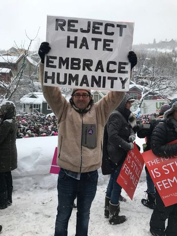 27 Protest Signs From The Women's March At Sundance