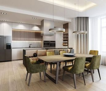 38+ Fabulous Modern Kitchen Sets On Simplicity , Efficiency And Elegance Tips & Guide 25 - homemisuwur