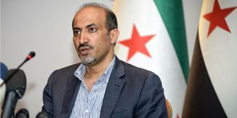 Syrie : Hollande va recevoir le chef de l'opposition à l'Elysée