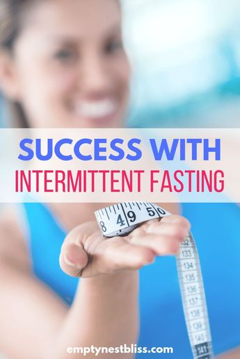 Why I Love Intermittent Fasting For Weight Loss...And You Will Too