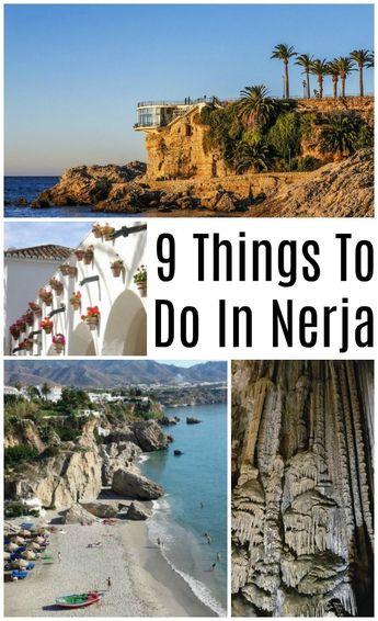 9 BEST Things to do in Nerja - Costa del Sol, Spain