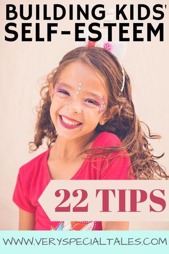 15 Fun Self-Esteem Activities & Games for Kids / Teens: How to Build Confidence in Kids