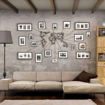 12 Things That Happen in Travel Wall Ideas World Maps