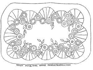 doiley-oval