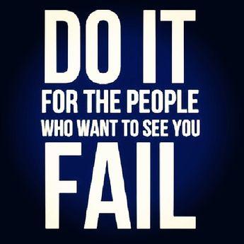 Inspire Failures