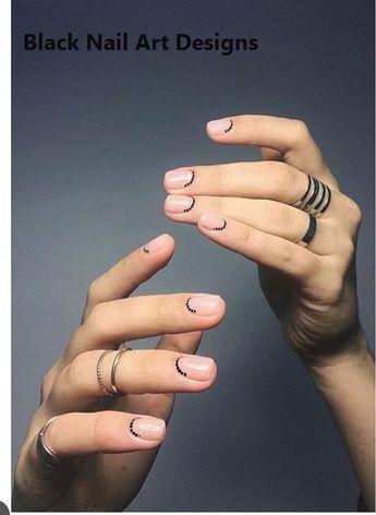 Top 100 Trending Nail Art Ideas For You -,  #Art #ideas #Nail #Top #Trending