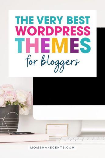 The Best Feminine WordPress Themes For Bloggers