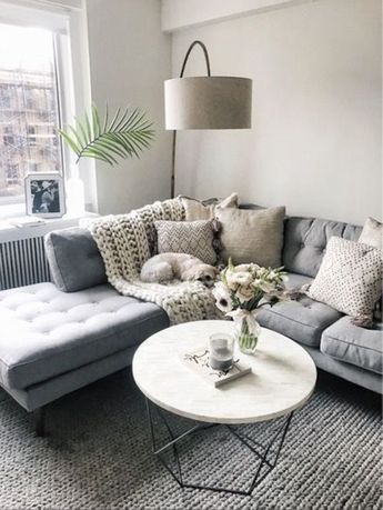 46 Magnificent Apartment Living Room Decorating Ideas On A Budget