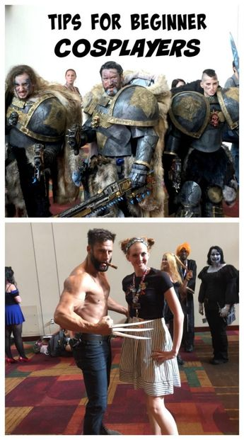 Cosplay Tips for Beginners Before You Attend Your First Convention
