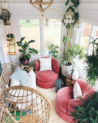 Bohemian Style Interior Design and Decor Ideas