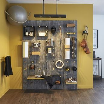 A home gym is a fantastic method to save money. Take a look at the top home gym ideas in addition to tiny exercise area ideas for your home. #coolhomegymideas