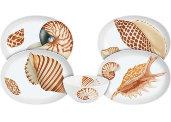 51-48 Piatto Ovale - Oval Platter