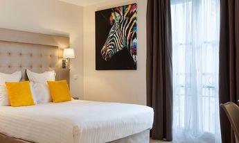 Quality Suites Maisons-Laffitte Paris Ouest à Maisons Laffitte : Paris : 1 à 3 nuit(s) avec pdj, parking et cocktail de bienvenue