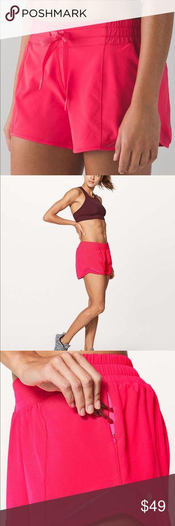 0ce39b1019 NWT Lululemon Hotty Hot Short II  Long Size 6 Brand new with tag Lululemon  Hotty