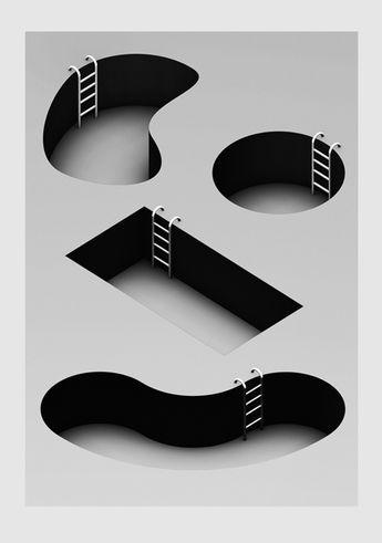 3D - No Water No Fun - Timo Lenzen - Graphic Design