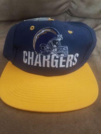 aedd5e06846 Vtg San Diego Chargers Snapback hat cap Logo 7 90s Antonio Gates rivers  allen  fashion
