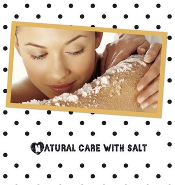 The numerous purpouses of salt in beauty care