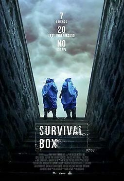 Watch, Download Movie Action and Thriller Survival Box 2019 Web-dl