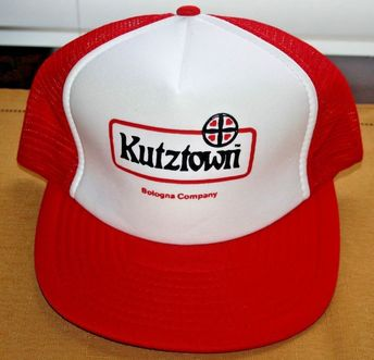 f388a7a4ff8 NOS Vintage Kutztown Bologna Company Trucker Hat Cap One Size Fits All   fashion  clothing