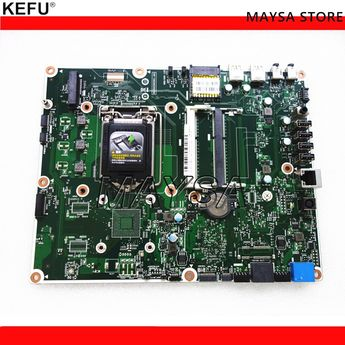 730935-001 Fit For HP Pavilion 21-H013w 23-G 23-G116 AIO Motherboard 730935-501 6050A2585901-A01 Mainboard 100%tested fully work