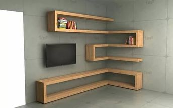 23 Stunningly Corner Shelf Ideas 2018 (A Guide for Housekeeping)