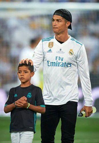 10 Times Cristiano Ronaldo Jr Impressed The World 720p