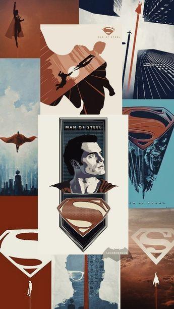 Superman aesthetic