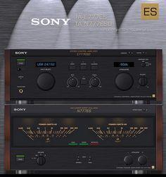 Sony ES 7 Series Render
