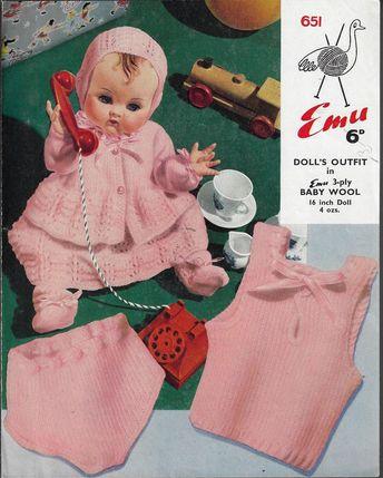 f2ef9e1ba Dolls knitting pattern.14