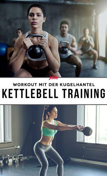 Kettlebell Training: Alles zum Workout mit der Kugelhantel