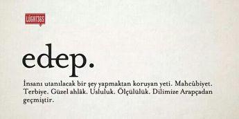 Edep (decency).