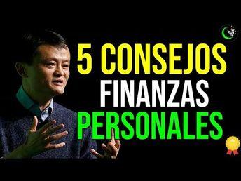 APLICA ESTOS 5 CONSEJOS Y MEJORA TUS FINANZAS PERSONALES - EDUCACION FINANCIERA